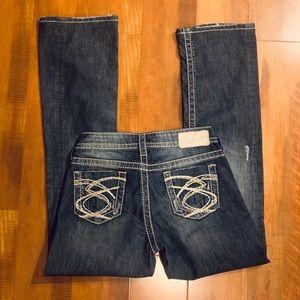 Silver jeans - size 26